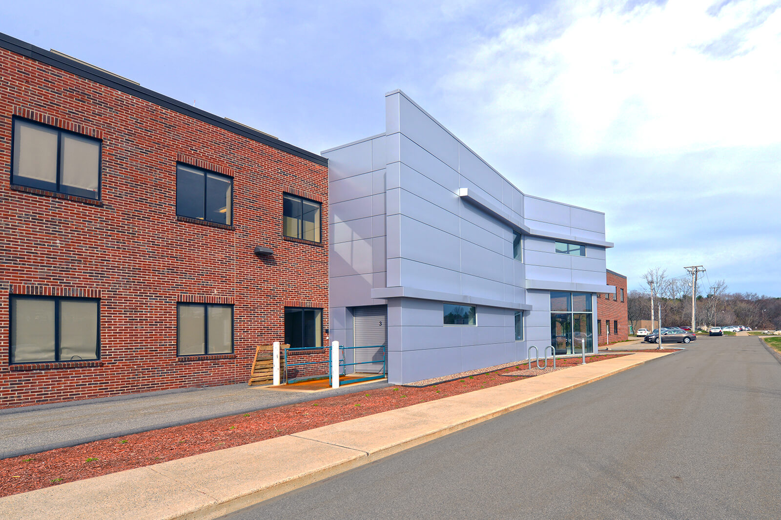 design build services firm for preston court