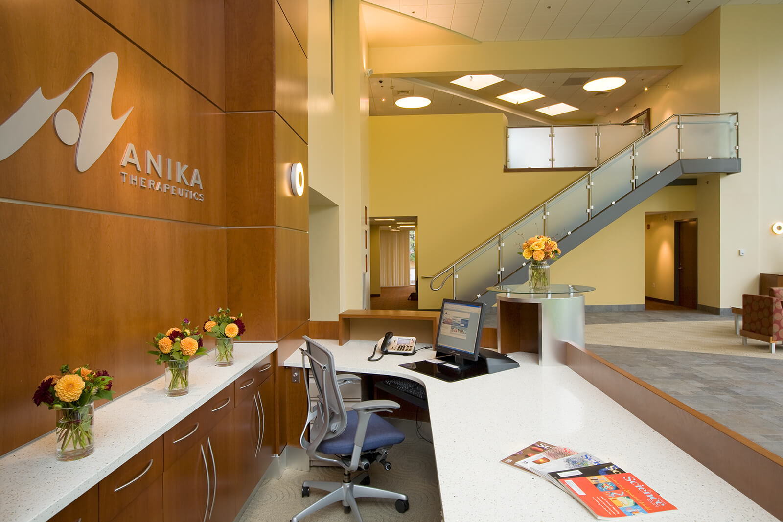 design build services firm for anika