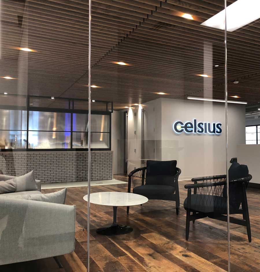 design build services firm for celsius