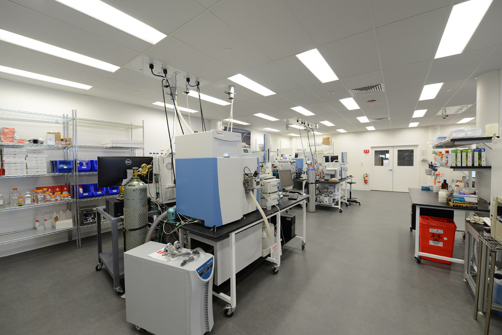 design build services firm for bioworks