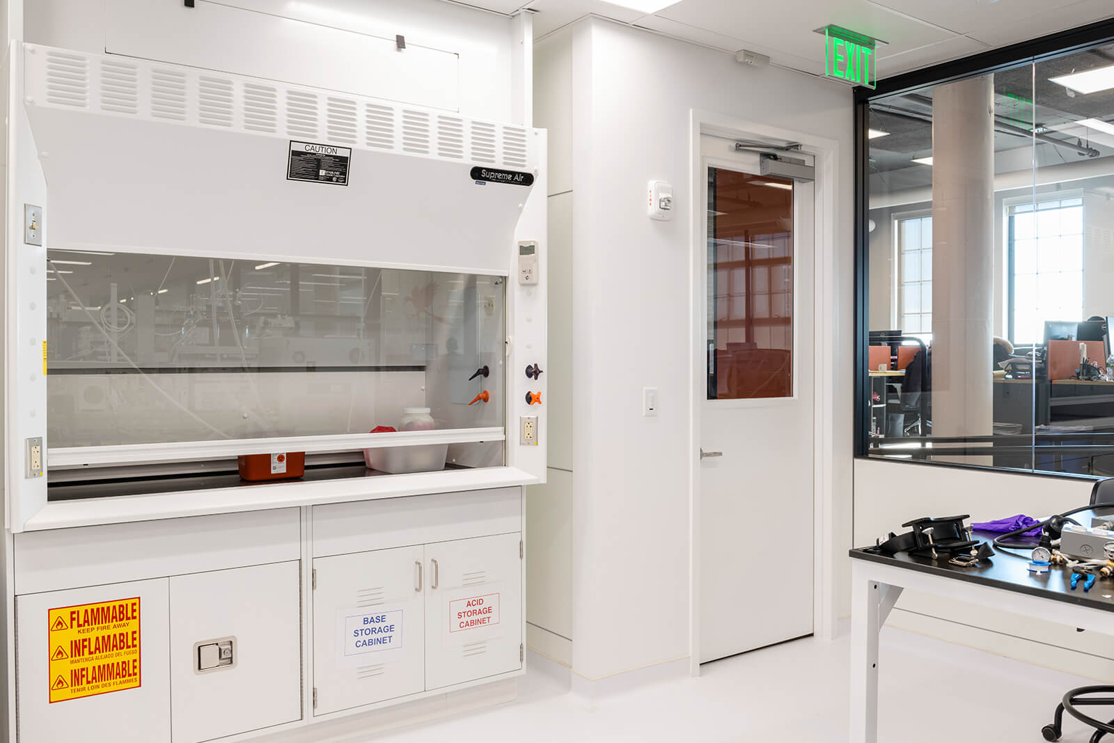 design build services firm for ginko bioworks