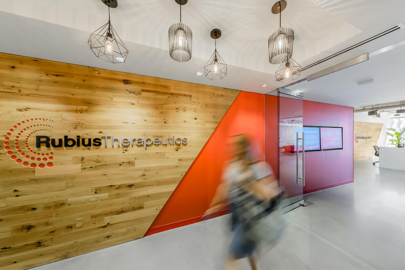 design build services firm for rubius therapeutics